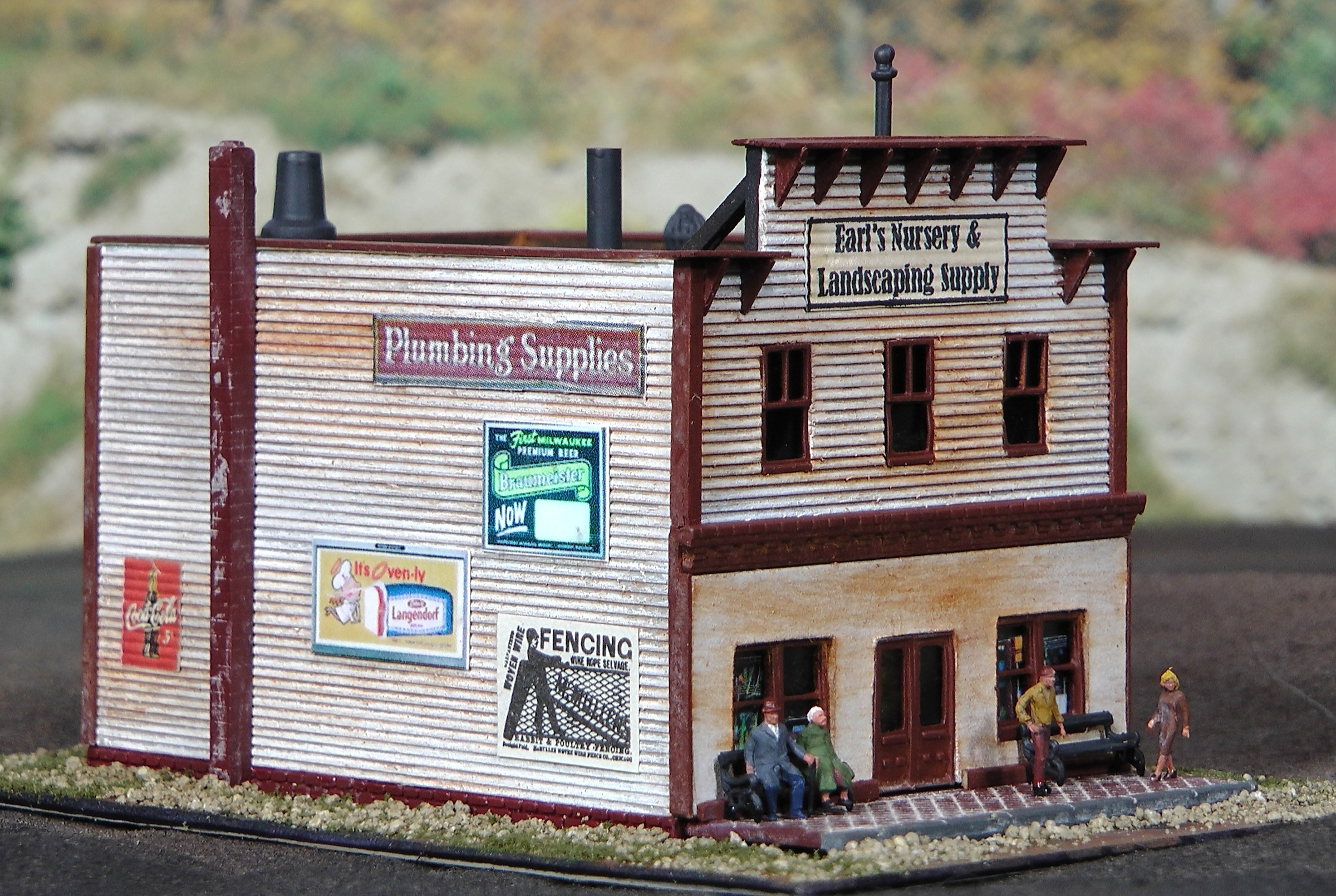 N Scale Hardware Store The Denver Durango Amp Silverton