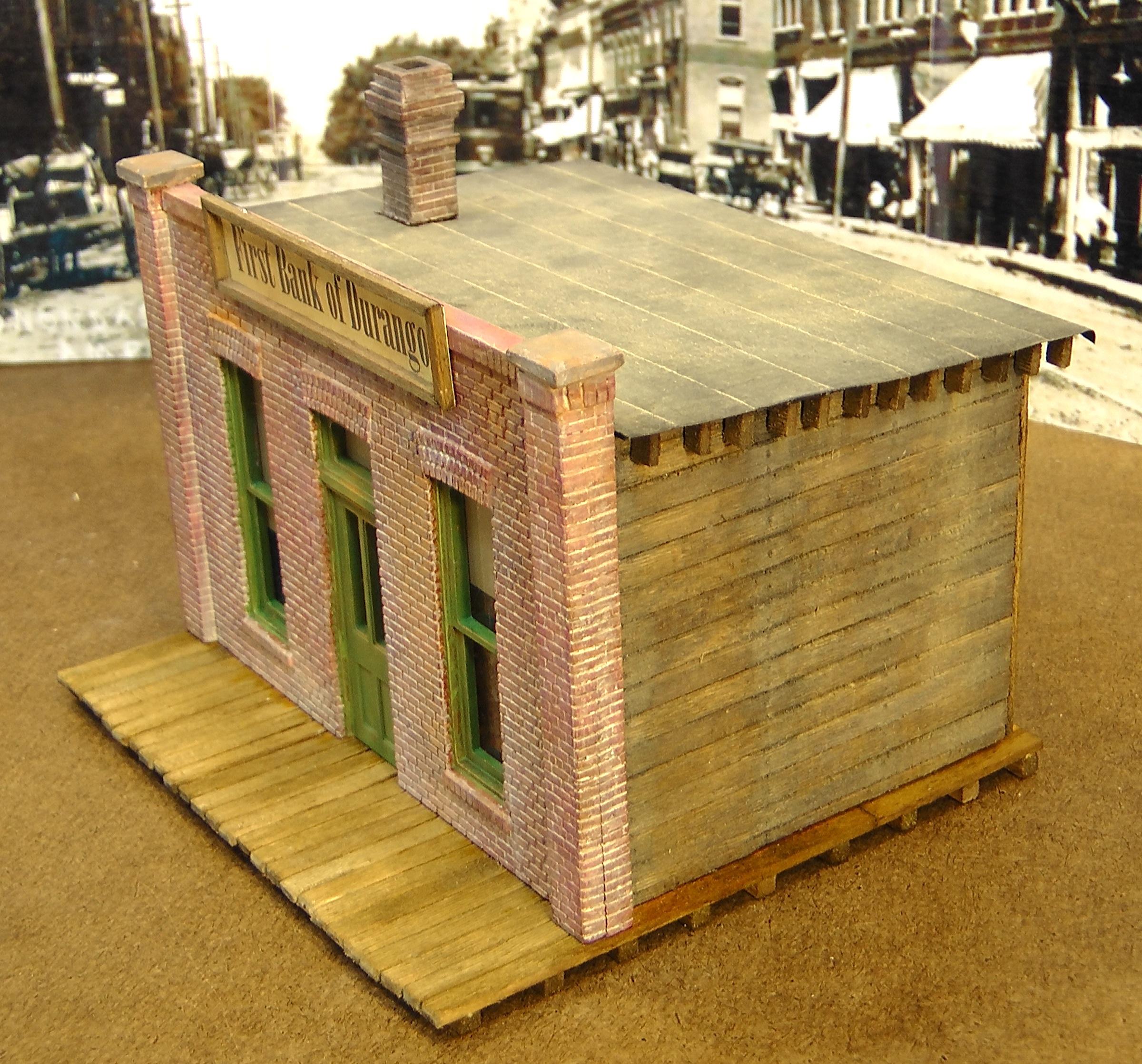 First Bank of Durango | The Denver, Durango & Silverton Railroad