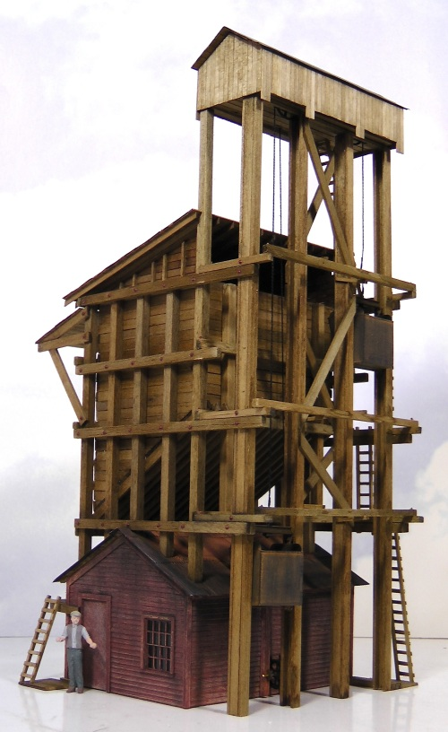 This is the side that receives the coal from gondolas designed to drop it out of their bottom or side gates.