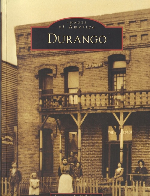 I always knew I would be building a hotel for Durango, and the more I looked at this period photo of The Rochester Hotel, the more I saw elements of the front of it that wouldn't be too hard to duplicate.