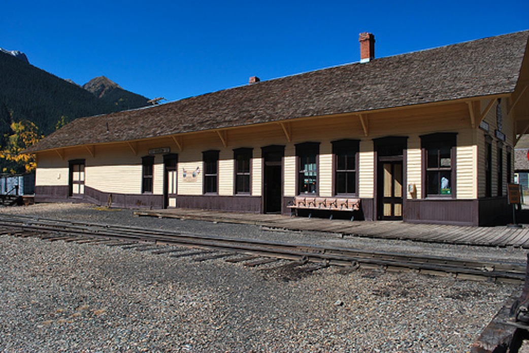 Plans For The Silverton Depot The Denver Durango