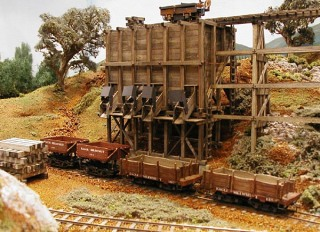 This is a photo from Google Images of the Classic Miniatures kit I will be building in this post.