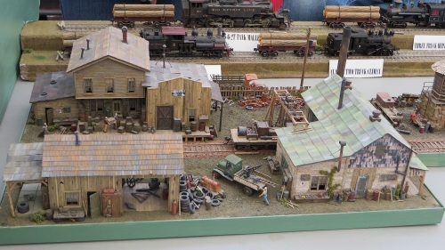 And another HO scale creation.