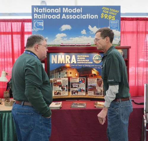 ....and the National Model Railroad Association.