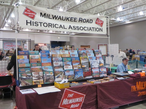Exhibitors included several museums and historical societies.....